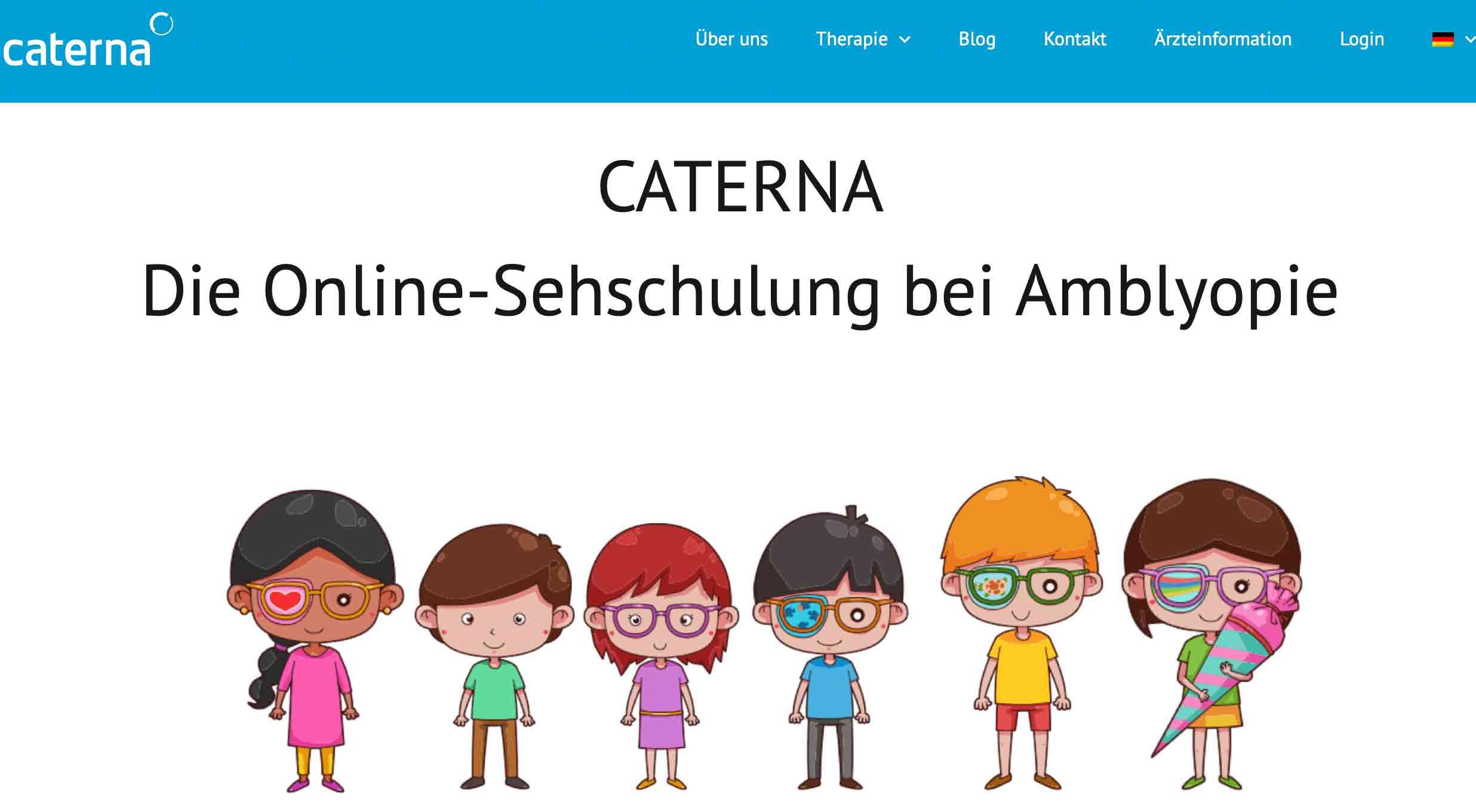 Caterna-Vision App