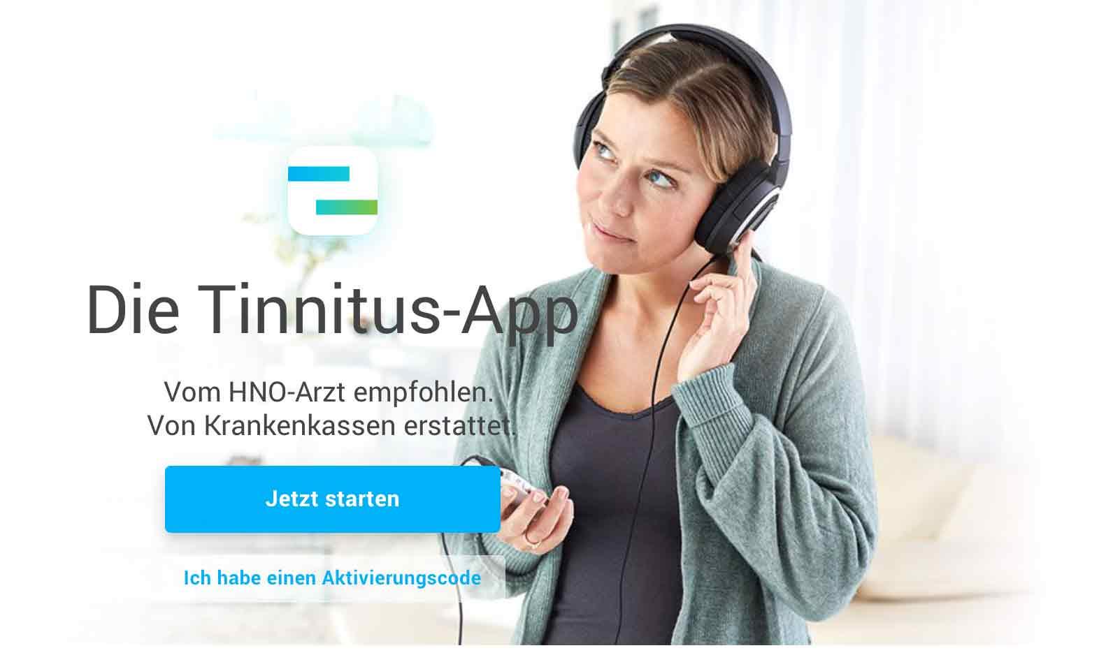 Tinnitracks App